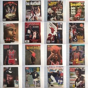 Other - Lot of 25 Michael Jordan Magazines
